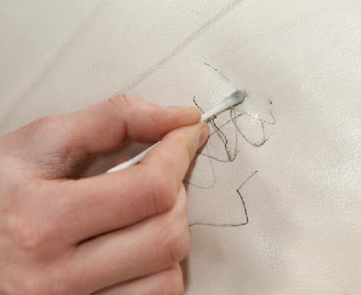 D tachant encre cuir - Tache stylo sur cuir ...